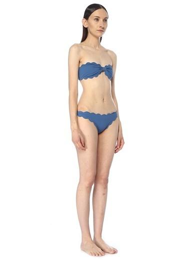 Marysia Bikini Alt Mavi